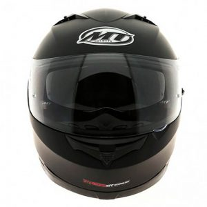 mt blade sv full face motorbike helmet black