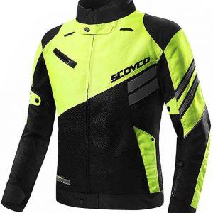 jk36 scoyco motorbike protection jacket