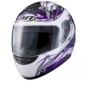mt thunder full face motorbike helmet
