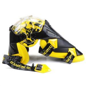 k12 scoyco motorbike protections leg